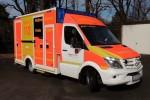 Rettung Augustdorf 01 RTW 01