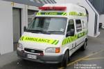Timaru - St John Ambulance - RTW 853