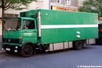 H-ZD 406 - MB LP 813 D - Toilettenwagen (a.D.)