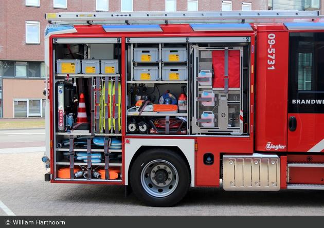 Vianen - Brandweer - HLF - 09-5731