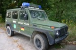 MB G-Modell -  ISAF