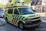 Almere - Geneeskundige en Gezondheidsdienst Flevoland - RTW - 25-113 (a.D.)