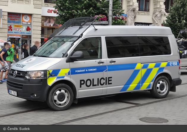 Brno - Policie - 9B9 7341 - HGrKw