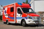 Rettung Ennepe RTW (EN-RD 8306