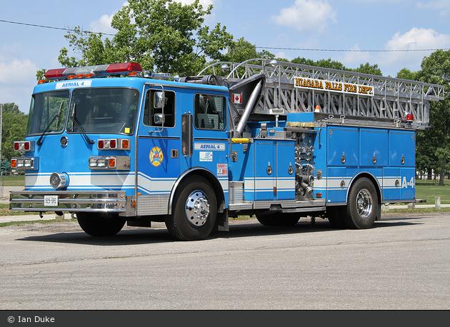 Niagara Falls - Fire Services - Aerial 4 (a.D.)