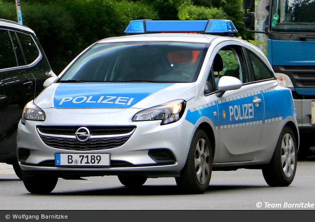 B-7189 - Opel Corsa E - FuStW