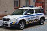 Náchod - Městská Policie - FuStW