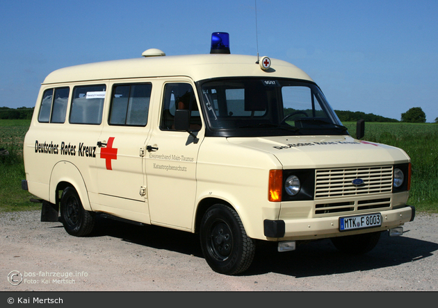 Rotkreuz Main-Taunus 95/97