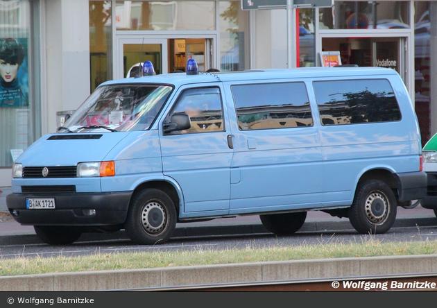 B-AK 1721 - VW T4 - BeDoKW