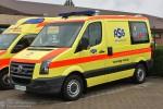 ASG Ambulanz - KTW 02-08 (HH-BP 643)