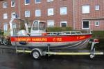 Florian Hamburg Finkenwerder Kleinboot