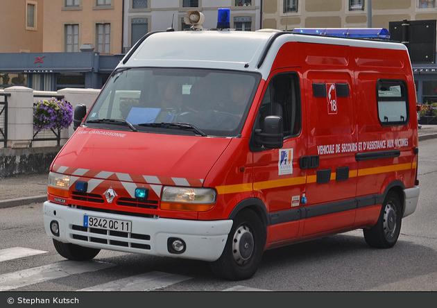Carcassonne - SDIS 11 - RTW - VSAV