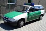 DE-3308 - Opel Astra Caravan - FuStW (a.D.)
