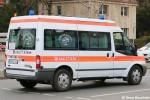 Krankentransport Kamann - KTW (B-HQ 1324)