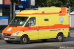 Krankentransport Gorris - MZF (B-AI 6018)
