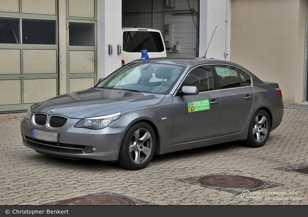 Dudweiler - BMW 530d - ProViDa-Fahrzeug