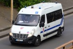 Illzach - Police Nationale - CRS 38 - HGruKw - B1