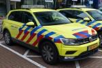 Rotterdam - Veiligheidsregio - Geneeskundige Hulpverleningsorganisatie in de Regio - KdoW - 17-812