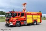 Strängnäs - RTJ Strängnäs - Släck-/räddningsbil - 2 41-4010
