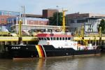 WSA Bremerhaven - Peilschiff - Zenit