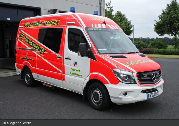 Rettung Kempen 03 KTW 01