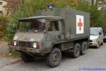 ohne Ort - Schweizer Armee - SanKw (a.D.)
