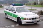 A-3019 - BMW 5er touring - FuStW - Kempten