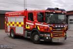 Bergby - Gästrike RTJ - Släck-/Räddningsbil - 2 26-1410