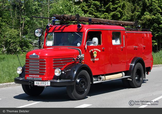 Oberalm - FF - TLF 15 (a.D.)