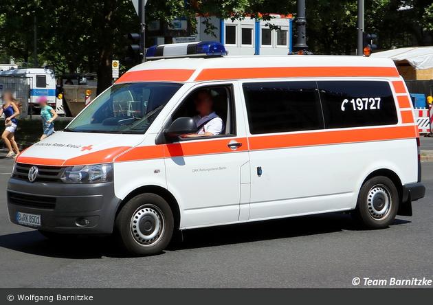 Rotkreuz Berlin 85/01