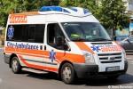 Krankentransport City-Ambulance - KTW (B-CA 2328)