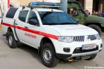 Wien - Bundesheer - Kommando Militärstreife und Militärpolizei - DHuFüKw