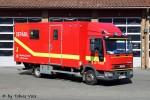 Jönköping - Räddningstjänsten Jönköping - Depåbil - 2 43-1069