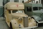 East Tilbury - Bata Ambulance Service - Ambulance (a.D.)