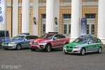 HE - BMW Vorführfahrzeuge - FuStW 525d Touring / NEF X6 / FuStW 320d Touring