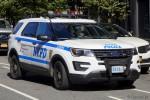 NYPD - Brooklyn - Counterterrorism Bureau - FuStW 5512