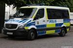 Göteborg - Polis - HGruKw - 1 71-9230