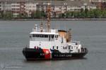 Bayonne - US Coast Guard - Eisbrecher WTGB-109