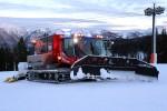Flachau - Snow-Space - Rettungs-Pistenraupe