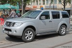 BP15-626 - Nissan Pathfinder - Delaborationsfahrzeug
