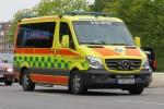 Kungälv - Västra Götaland Ambulanssjukvård - Ambulans - 3 51-9710