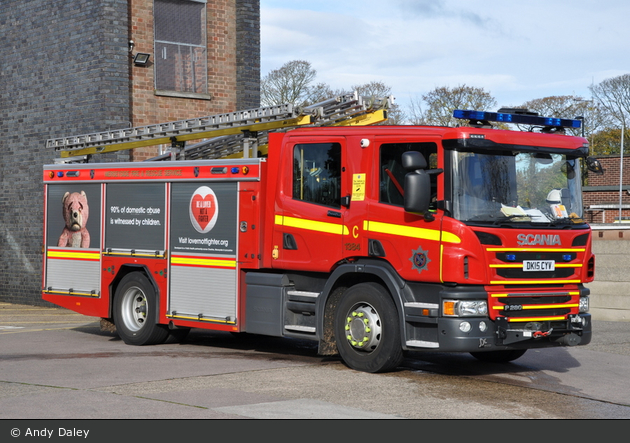 Liverpool - Merseyside Fire & Rescue Service - RP