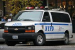 NYPD - Manhattan - Patrol Borough Manhattan South - HGruKW 8722