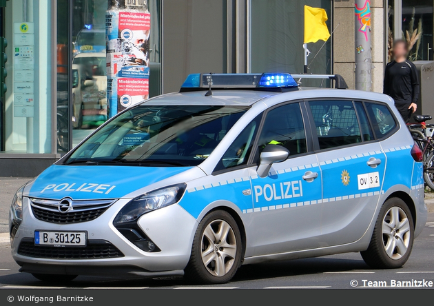 B-30125 - Opel Zafira Tourer - EWa VkD