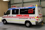 Hervey Bay - Queensland Ambulance Service - Ambulance - 4522
