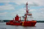 Feuerlösch- und Ölbekämpfungsschiff MS Kiel