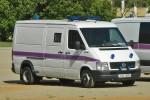 VW LT46 - Gefangenentransporter - 1A3 0681