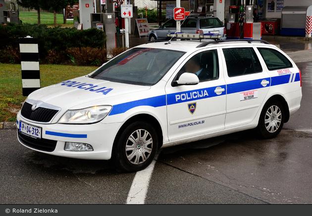 Radovljica - Policija - FuStW