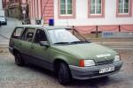 Opel Kadett E Caravan - 2./251 (a.D.)