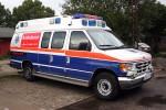 Notfallrettung - Ford E-Series - RTW